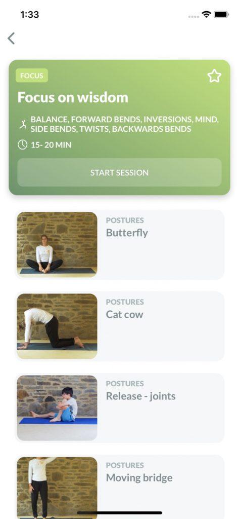 Yuva Yoga - Yoga session